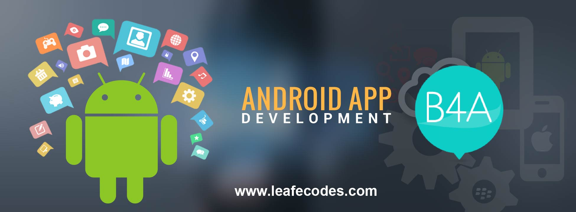 Install B4A for android development the easy way - Leafecodes