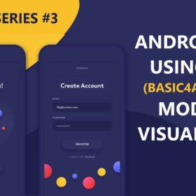 B4A tutorials